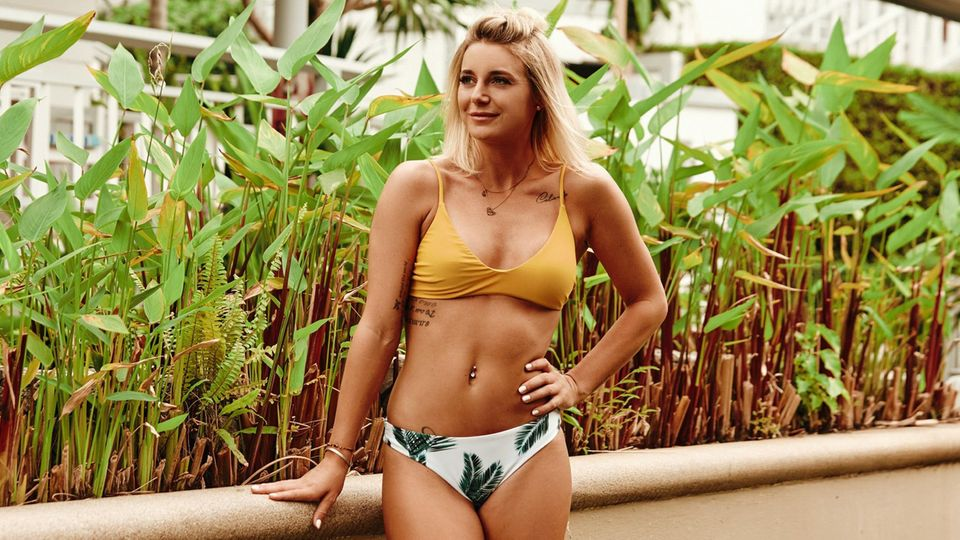Bachelor in Paradise Janina Celine