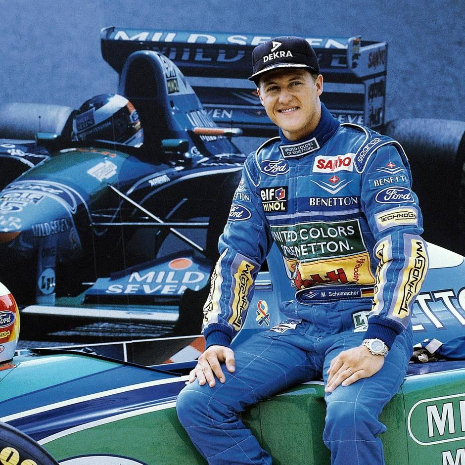 """""""Die Michael Schumacher Story"""": 25 Jahre nach dem ersten WM-Titel – wie Schumi zum größten deutschen Rennfahrer wurde"""