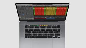 Apples neues 16-Zoll-macbook ist leistungstechnisch ein Biest.