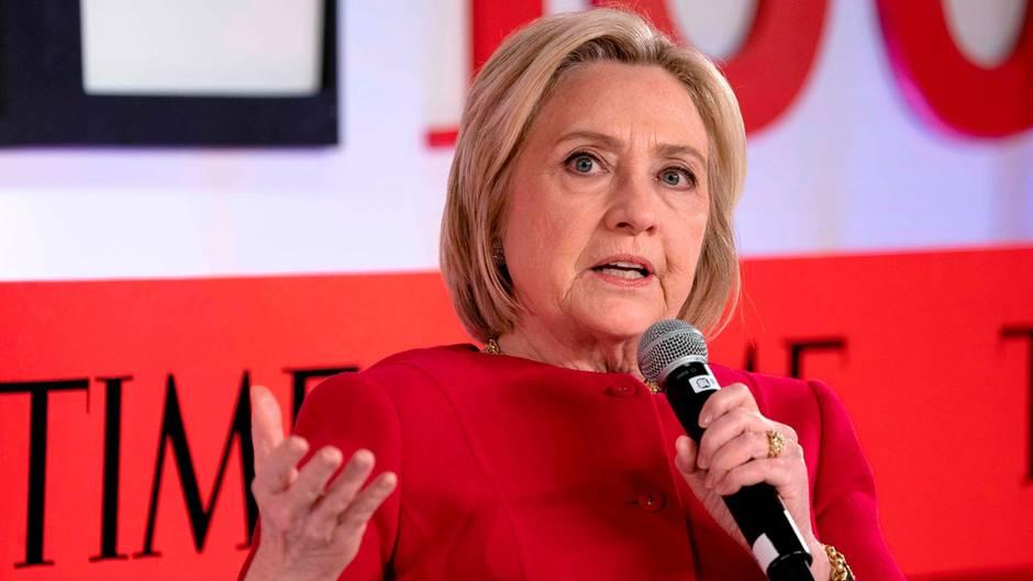 Hillary Clinton hatdie Wahl 2016 gegen Donald Trump verloren
