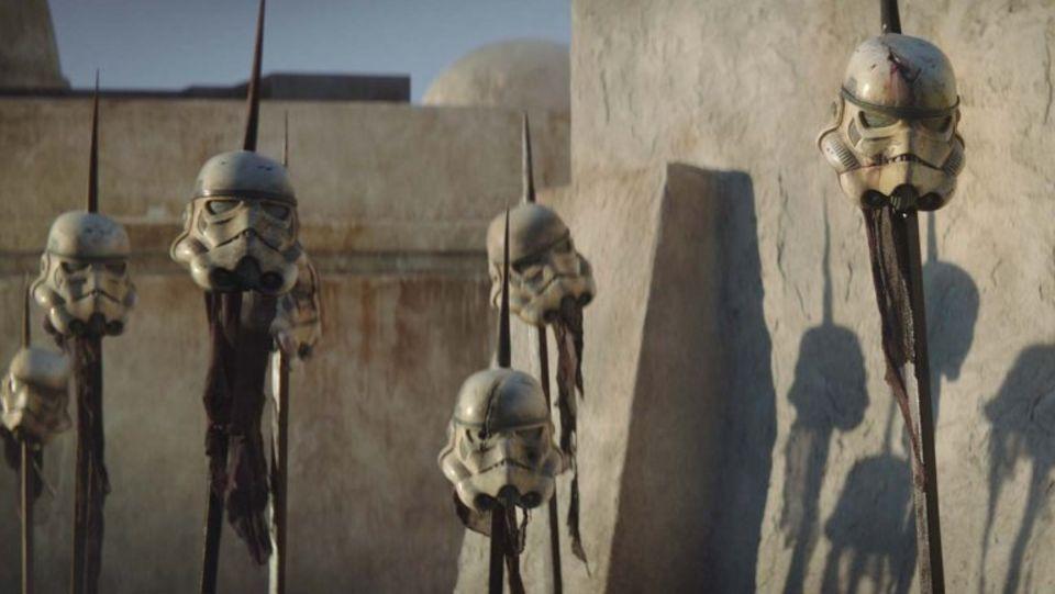Das Imperium ist besiegt.