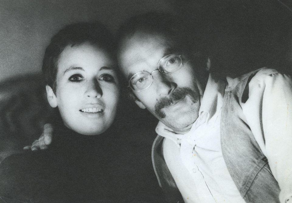 Peter Lustig und Elfie Donnelly