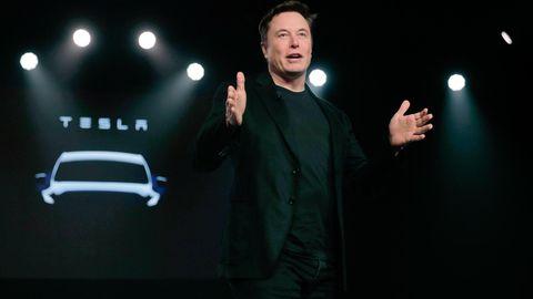Teslas-CEO Elon Musk