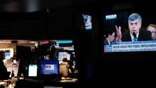 Fox-News an der New Yorker Börse