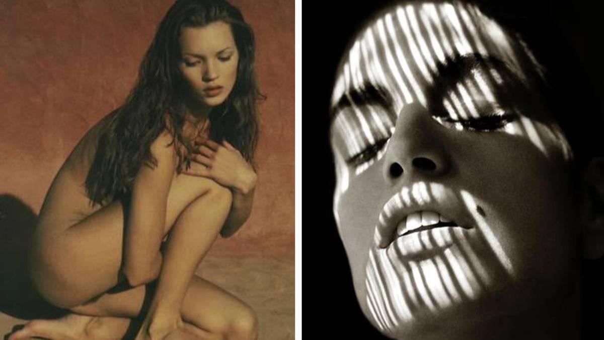 Ausstellung in Berlin: Kate Moss nackt in Marrakesch - außergewöhnliche Fotografien von Albert Watson