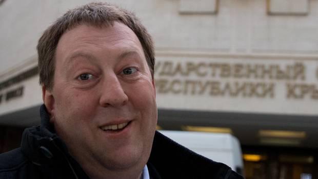 AfD-Politiker Gunnar Lindemann, Mitglied des Berliner Abgeordnetenhauses
