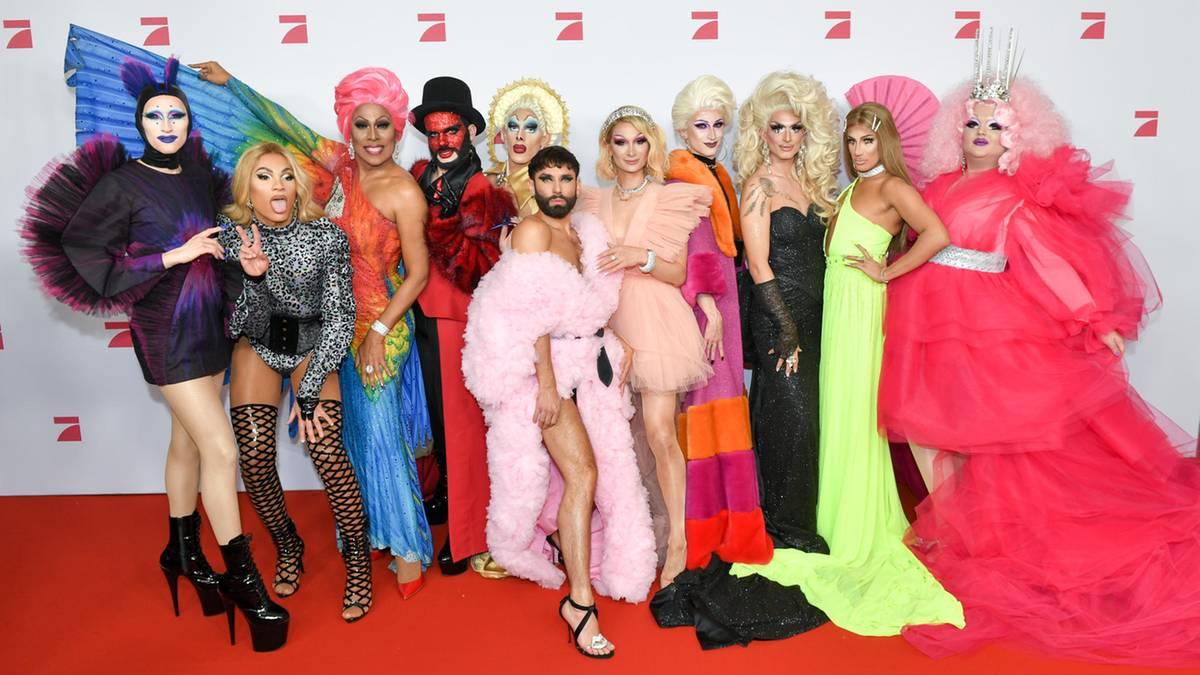 """""""Queen of Drags"""": Das sind die Kandidaten der verrückten TV-Show"""