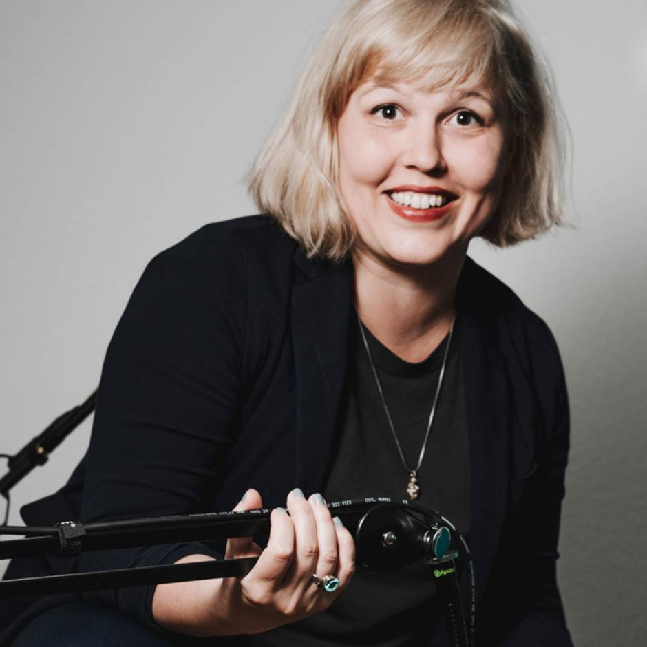 Maria Lorenz: NEON-Traumjob: Wie wird man eigentlich ... Podcast-Produzentin?