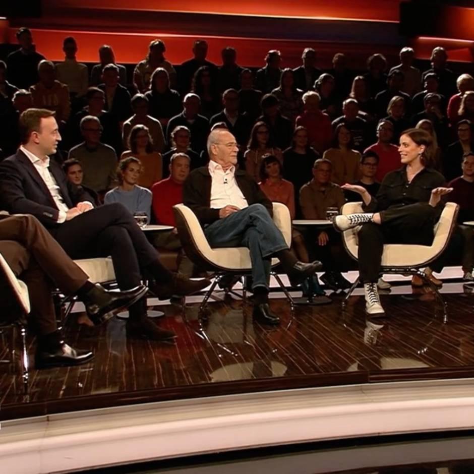 """Bei """"Markus Lanz"""" im ZDF: Silbermond-Sängerin Stefanie Kloß mit klarer Botschaft: """"Wir müssen lernen, uns zuzuhören"""""""