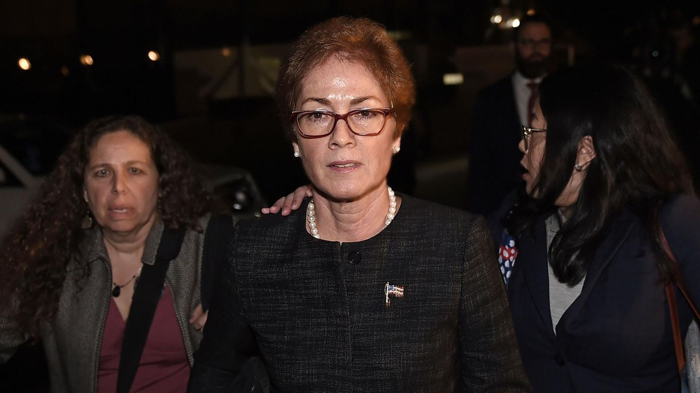 Marie Yovanovitch gilt als eine der Schlüsselzeuginnen in den Impeachment-Ermittlungen