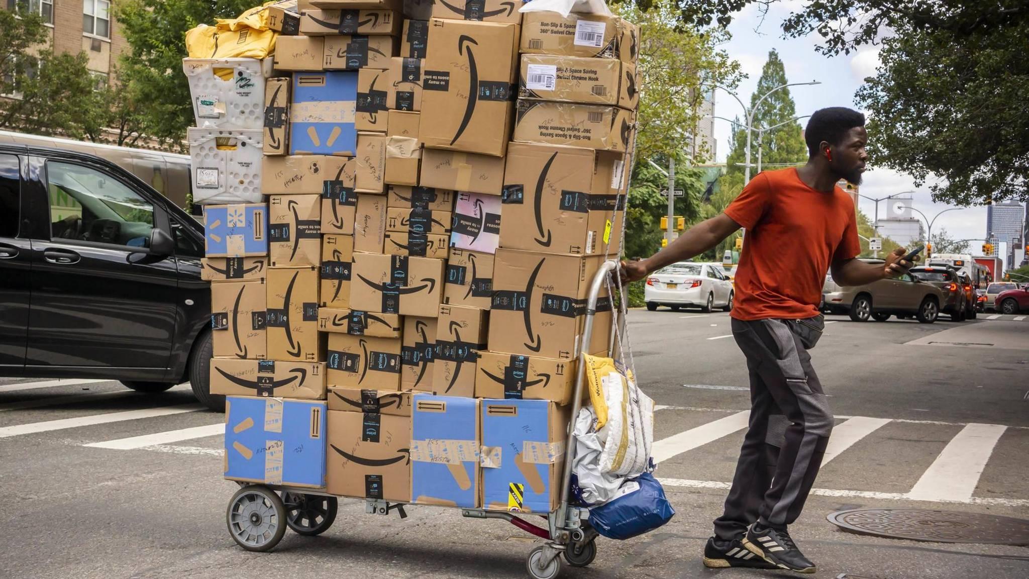 Amazon Logistics Nicht Zuhause