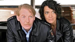 Tatort: Die Pfalz von oben mit Ben Becker und Ulrike Folkerts als Lena Odenthal