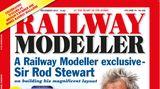 """Rod Stewart auf dem Titel der """"Railway Modeller"""""""