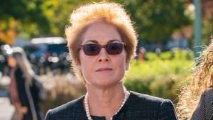 USA, Washington: Marie Yovanovitch,die frühere US-Botschafterin in der Ukraine