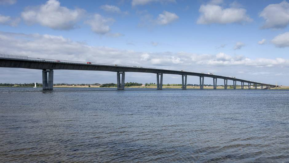 Die Kronprinzessin-Mary-Brücke