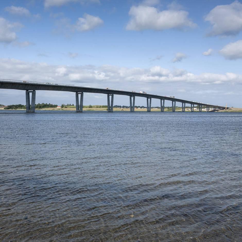 Posse aus Dänemark: Dänen bauen Maut-Brücke neben kostenlose Brücke. Raten Sie mal, welche von beiden beliebter ist