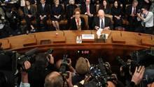 Die zweite Impeachment-Anhörung vor dem Geheimdienstausschuss