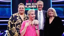 """Sonja Zietlow siegte in der Show """"Bin ich schlauer als Günther Jauch?"""""""