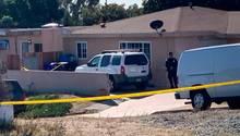 San Diego: Vater erschießt Mutter und drei Kinder