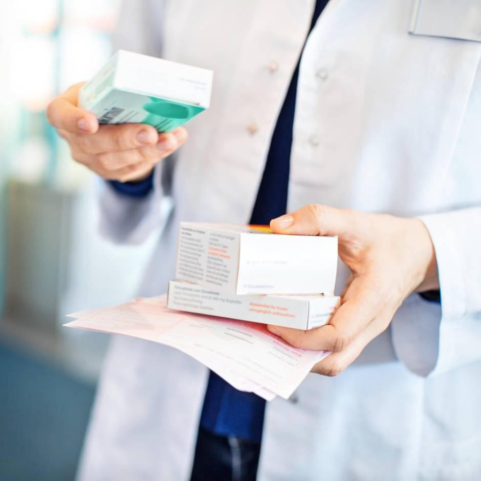 Von Blutdrucksenker bis Ibuprofen: Apotheker schlagen Alarm: Immer häufiger gibt es Lieferengpässe bei wichtigen Arzneien
