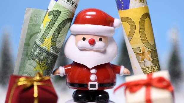 Fast 90 Prozent der Tarifbeschäftigten in Deutschland bekommen Weihnachtsgeld