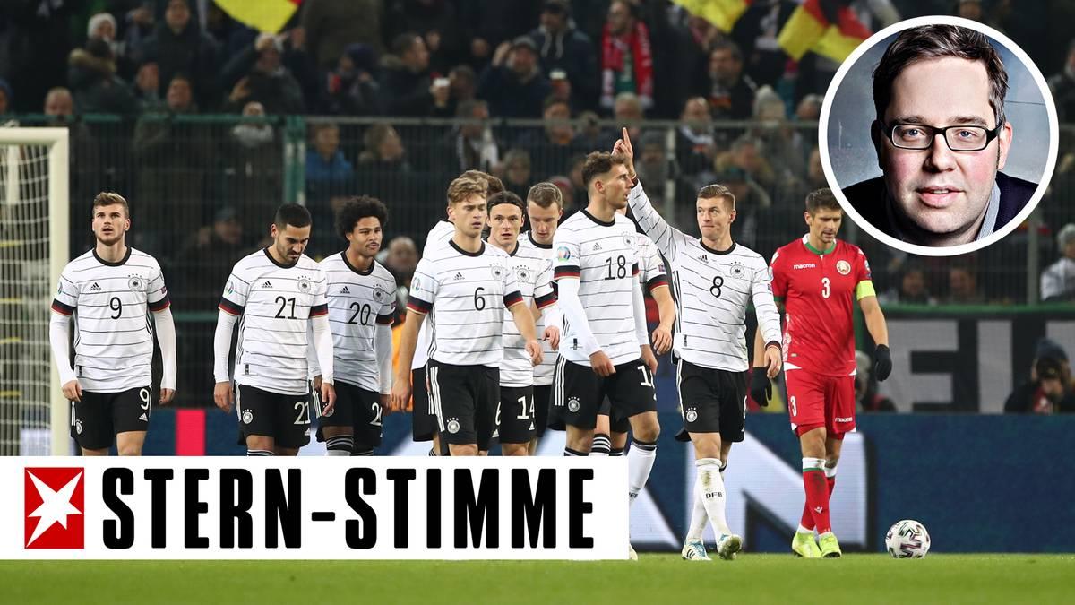 """DFB trotz EM-Quali ziellos: """"Die Mannschaft"""" ist eine hohle Phrase - STERN.de"""
