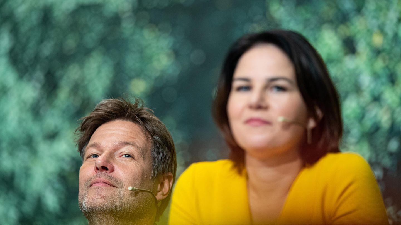 Robert Habeck und Annalena Baerbock