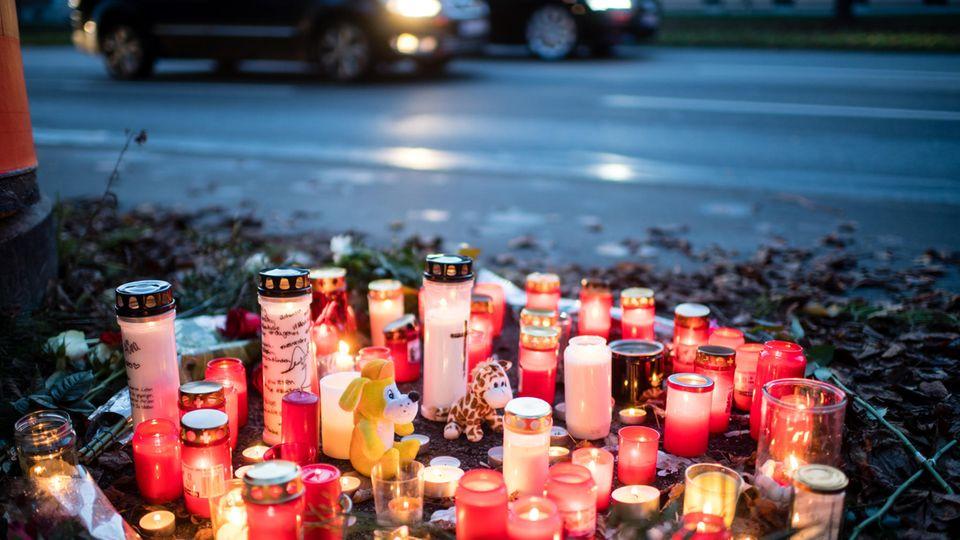 München Unfallstelle