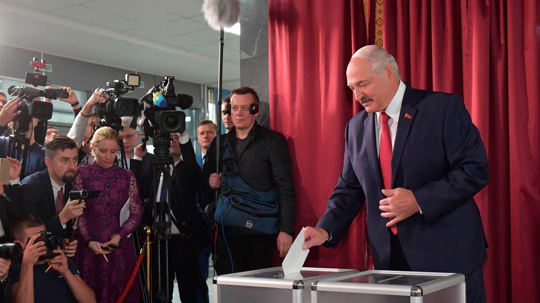 Alexander Lukaschenko (r.)