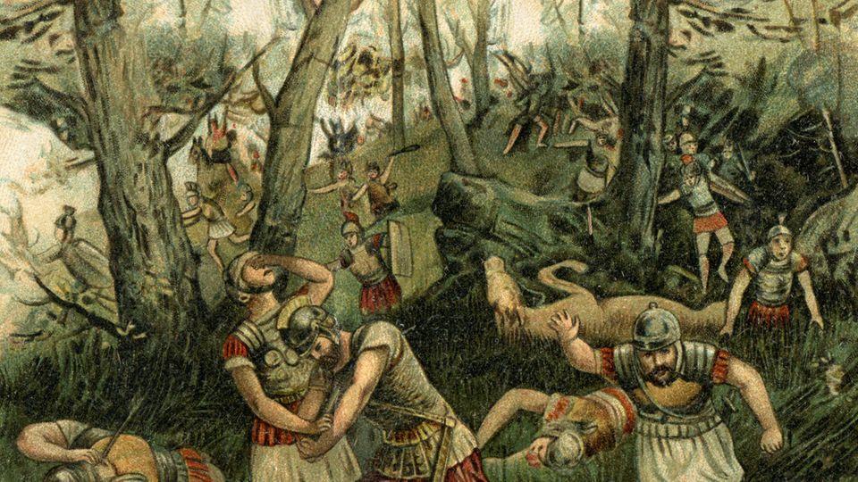 Die Varusschlacht