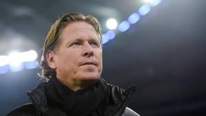 Markus Gisdol war nach seiner Entlassung beim HSV fast zwei Jahre ohne Job