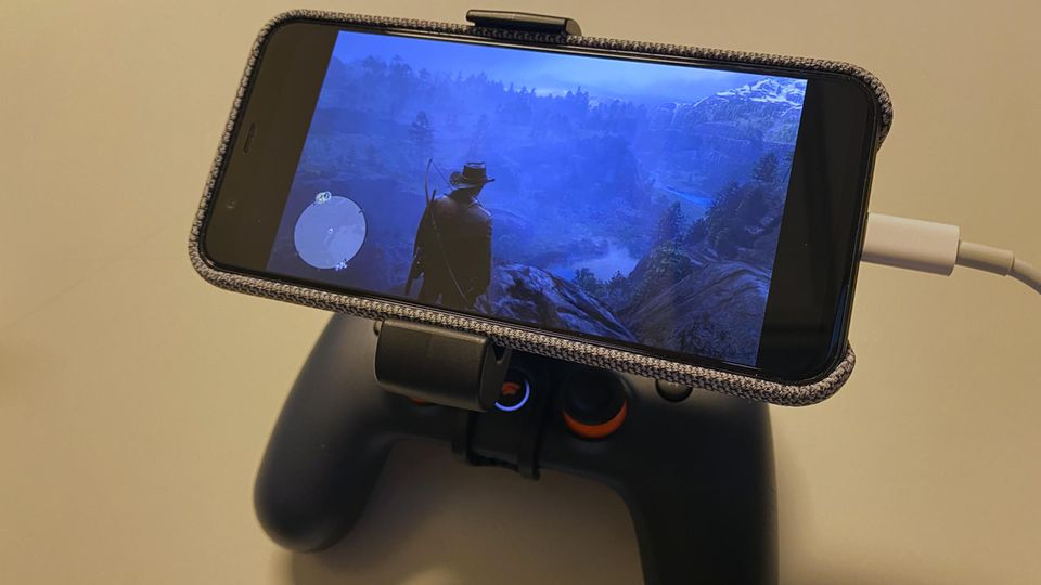 """Plötzlich stellen selbst Smartphones hochkomplexe Spiele wie """"Red Dead Redemption 2"""" dar. Leider werden bisher nur einige von Googles Pixel-Geräten unterstützt"""
