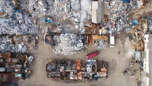 Die Deutschen produzieren immer mehr Müll