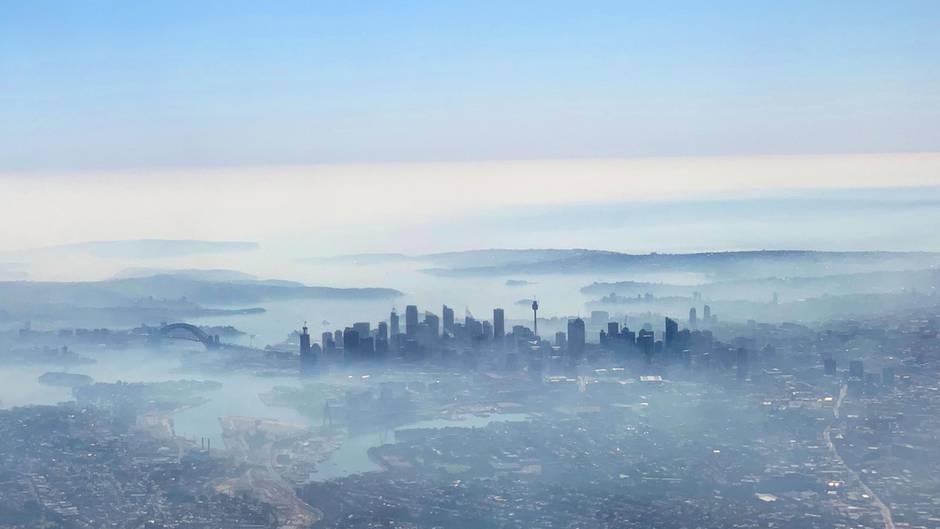 News im Video: Australiens Buschbrände wüten weiter – Riesige Rauchwolke umhüllt Sydney