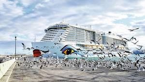 Kreuzfahrt Aida Nova - Green Cruising