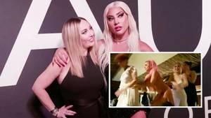 Lady Gaga - Popstar tanzt frivol auf Hochzeit ihrer besten Freundin