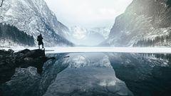 Obersee im Berchtesgadener Land