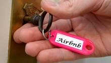Airbnb-Schlüssel