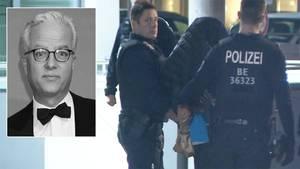 News im Video: Tödliche Attacke auf Weizsäcker-Sohn – Polizei ermittelt