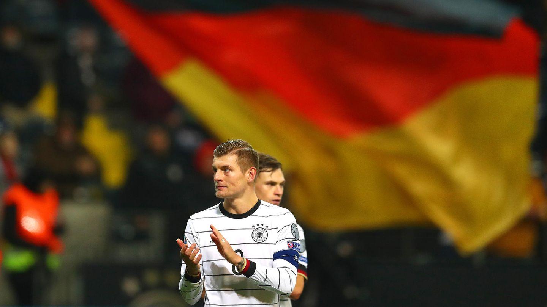 Euro 2020: Toni Kroos bedankt sich nach dem Spiel gegen Nordirland bei den Fans