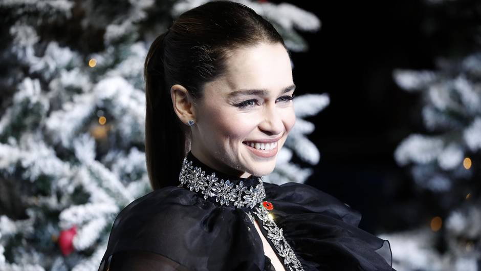 """Game of Thrones""-Star Emilia Clarke in London"