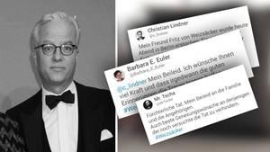 Twitter-Nutzer reagieren auf den Tod von Fritz von Weizsäcker