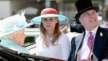 Prinzessin Beatrice und Prinz Andrew