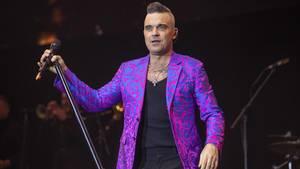 Vip News: Robbie Williams kann nur schwer auf Alkohol verzichten