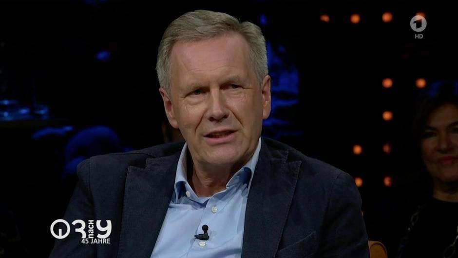 """Ex-Bundespräsident bei """"3 nach 9"""": Christian Wulff erzählt von seinem Leben als Single und seiner ungewöhnlichen """"Männer-WG"""""""
