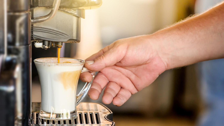 Kaffeevollautomat
