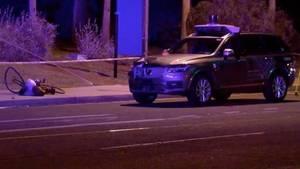 Der von Uber umgerüstete Volvo war auf Radfahrer und Fußgänger jenseits von Zebrastreifennicht vorbereitet.