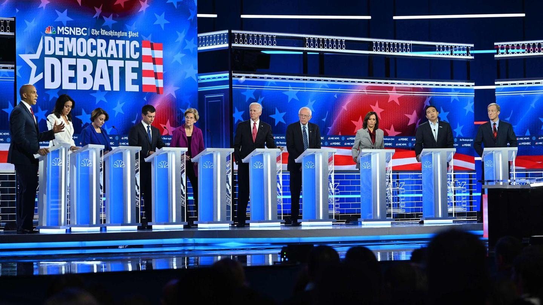 TV-Debatte der Demokraten