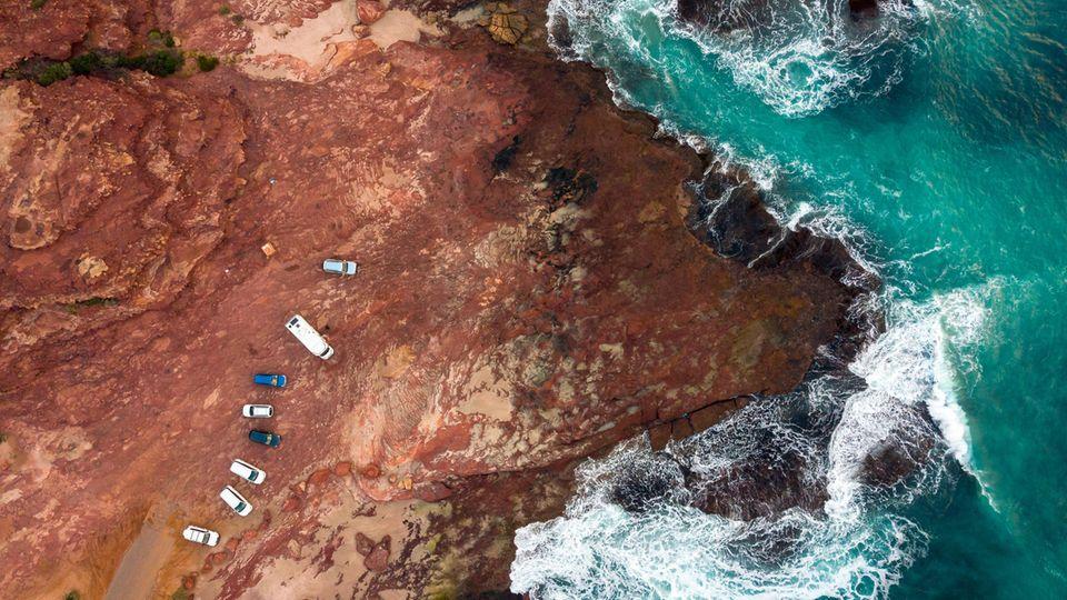 Red Bluff Kalbarri Western Australia