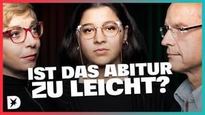 DISKUTHEK-Thumbnail: Ist das Abitur zu leicht?